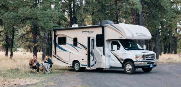RV Sales in 2021